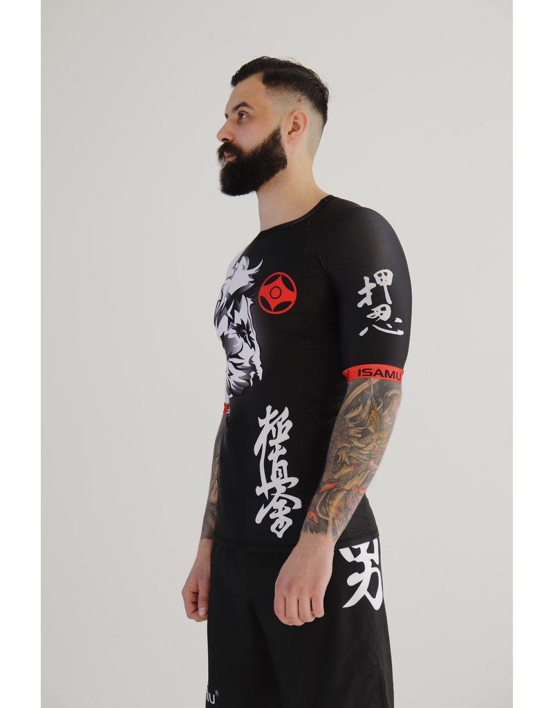 ISAMU 勇ISAMU Kyokushin Courageous Rashguard