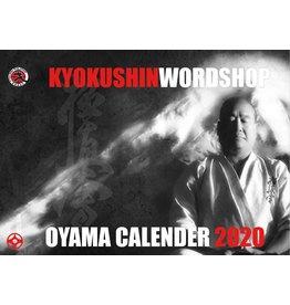 Kyokushinworldshop Oyama Kalender 2020