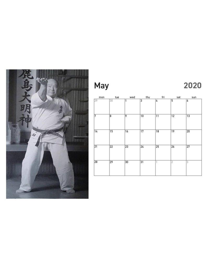 Kyokushinworldshop Kyokushinworldshop Oyama Calendar 2020
