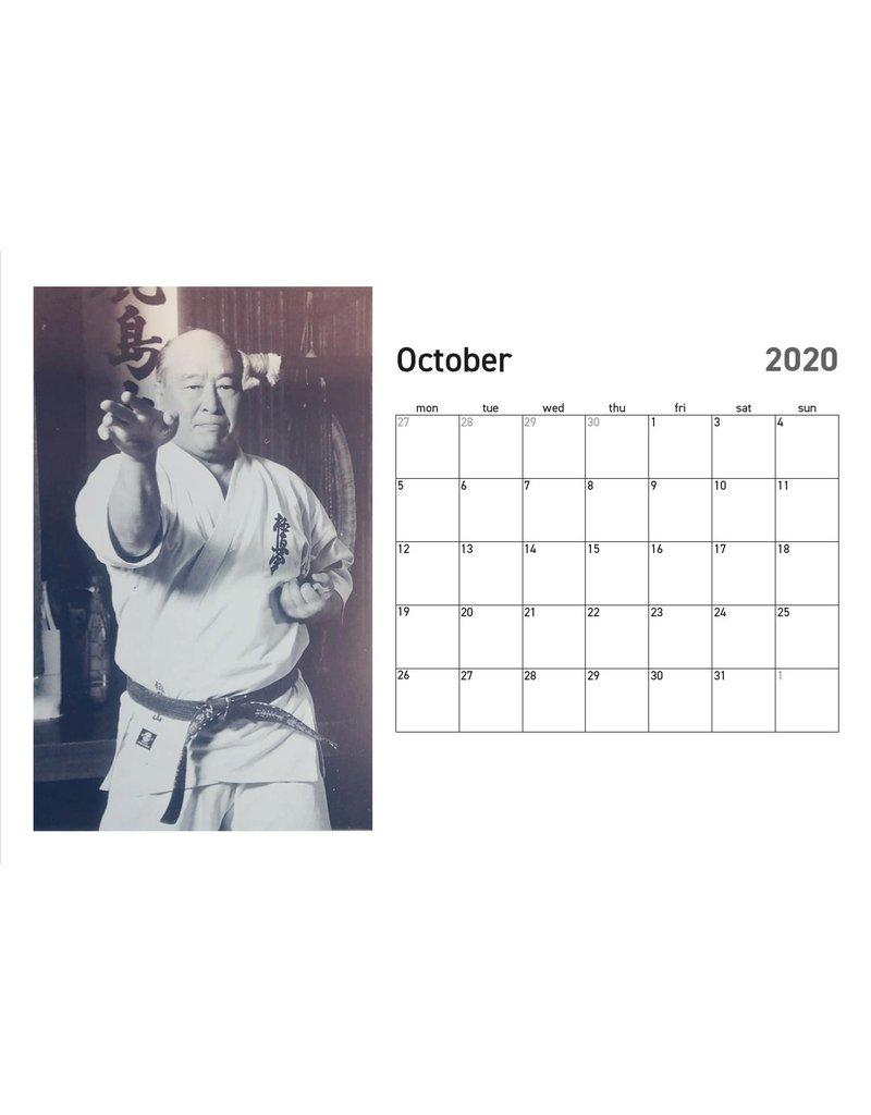 Kyokushinworldshop Kyokushinworldshop Oyama Kalender 2020