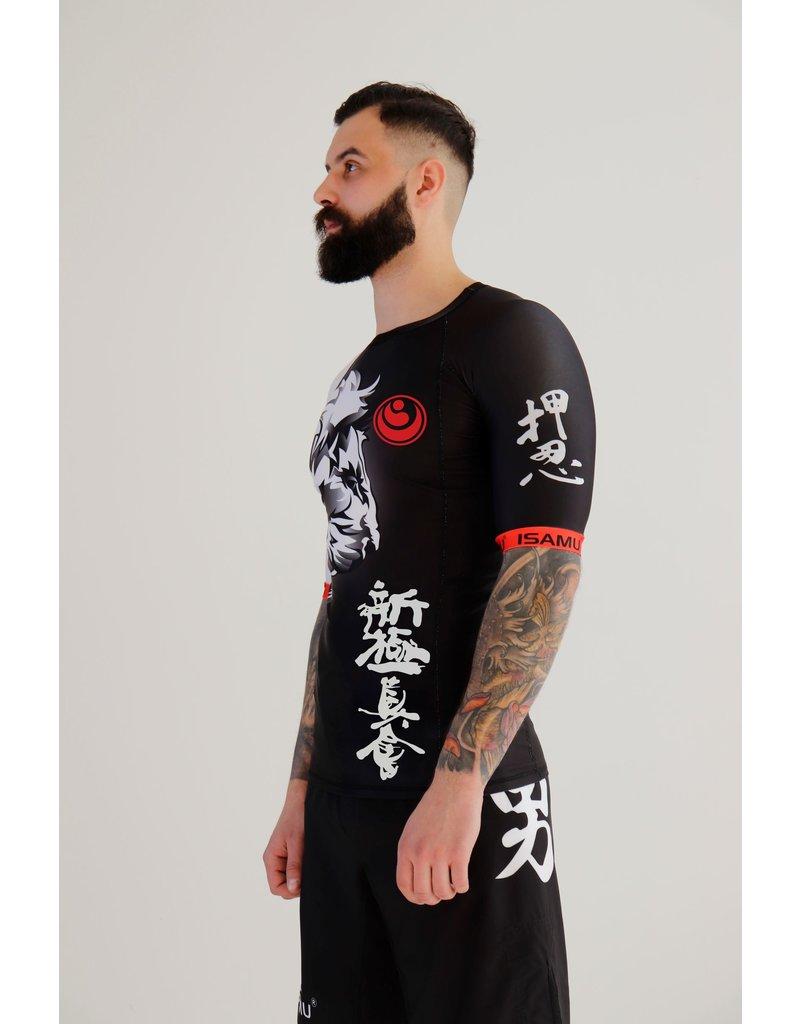ISAMU 勇ISAMU Shinkyokushin Courageous Rashguard