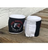 REALFIGHTGEAR RFG Handwraps - 2 lengths -  Black and white