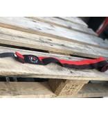 REALFIGHTGEAR RFG Bandages Zwart/Rood Gestreept