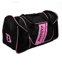 BOOSTER Booster - Duffel Bag - Black/Pink