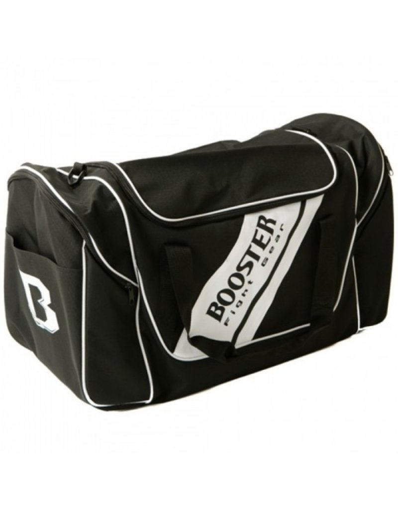 BOOSTER Booster - Duffel Bag - Black/White