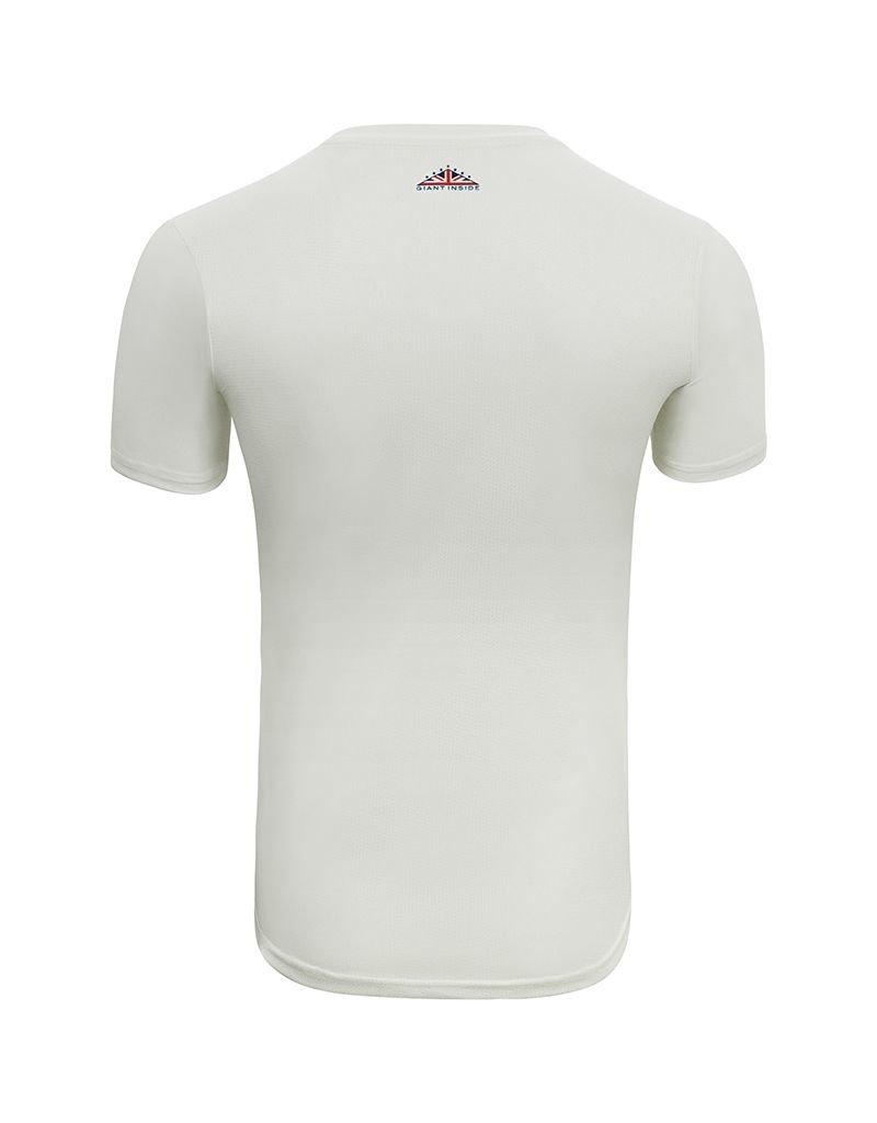 RDX SPORTS RDX T17 Aura wit T-shirt met korte mouwen