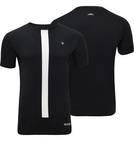 RDX SPORTS RDX T15 Nero  Black/White T-Shirt