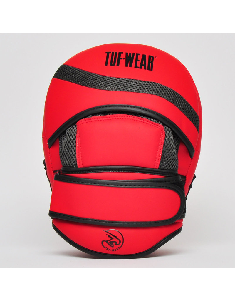 TUF WEAR Tuf Wear Typhoon Curved Hook & Jab Pad