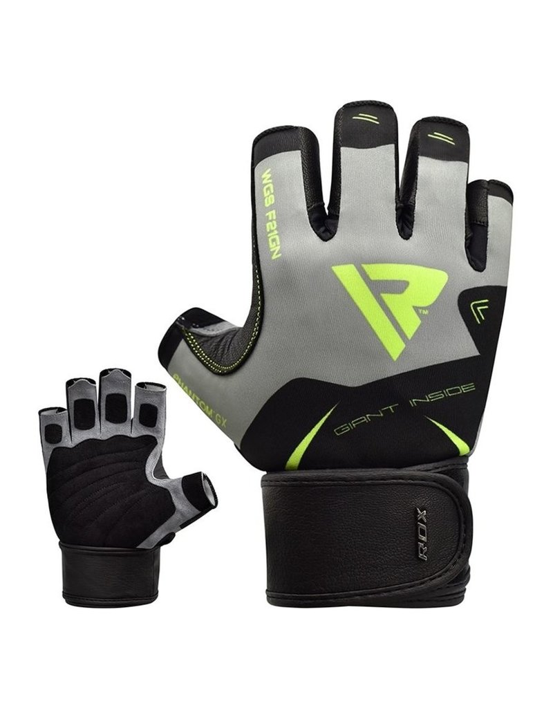 RDX SPORTS RDX Sports F21 Gym Workout Gloves