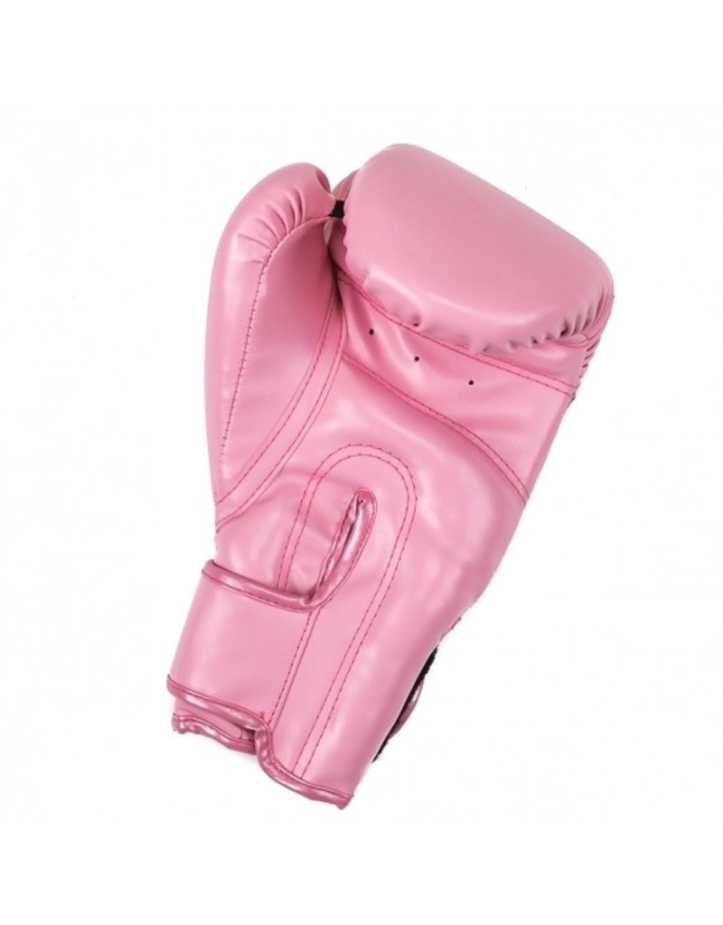 BOOSTER Booster Champion Pink- Kids (Kick)Boxing Gloves