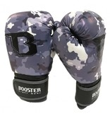 BOOSTER Booster - Youth (Kick)Boxinggloves Camo Grey