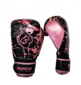 BOOSTER Booster - Jeugd Roze Marble (Kick)Bokshandschoenen