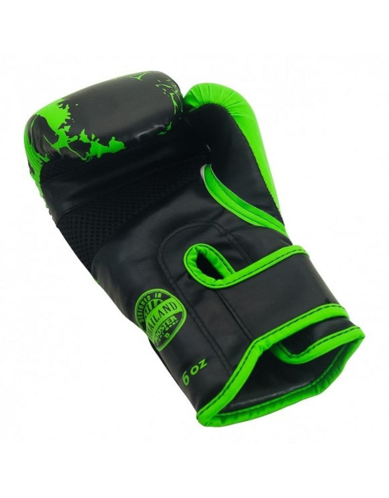 BOOSTER Booster Youth Marble Green (Kick)Boxinggloves