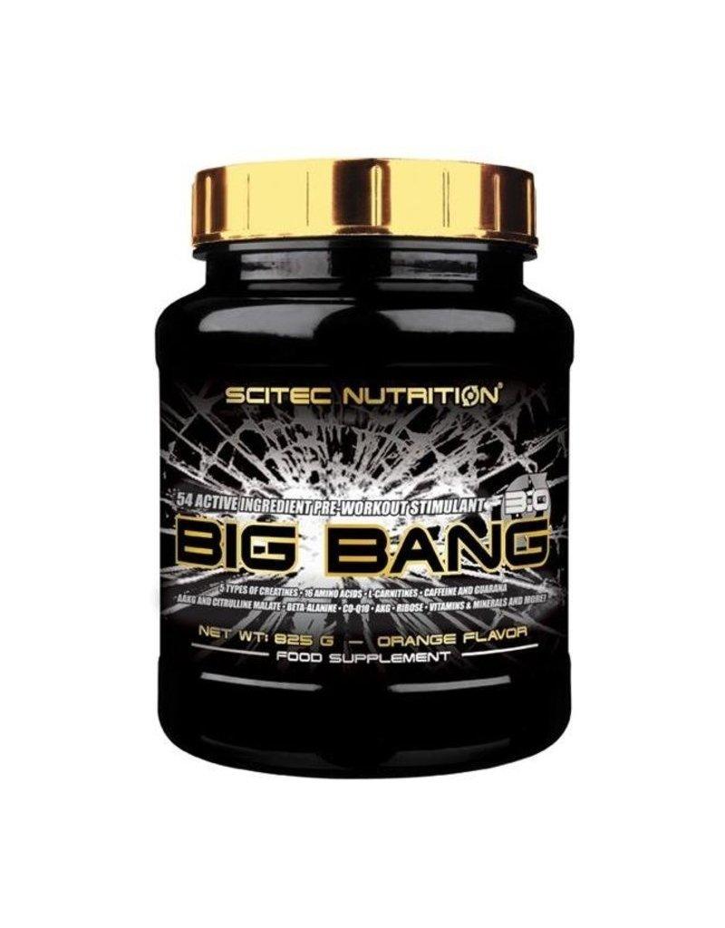 SCITEC NUTRITION Big Bang 3.0 825g Sinaasappel