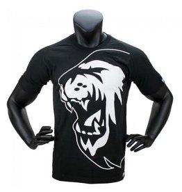 Super Pro Super Pro T-Shirt Lion Logo Zwart/Wit
