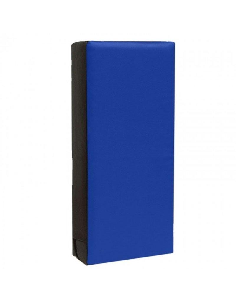 Sportief Trapkussen 75 x 35 x 15 cm  Blauw/Zwart