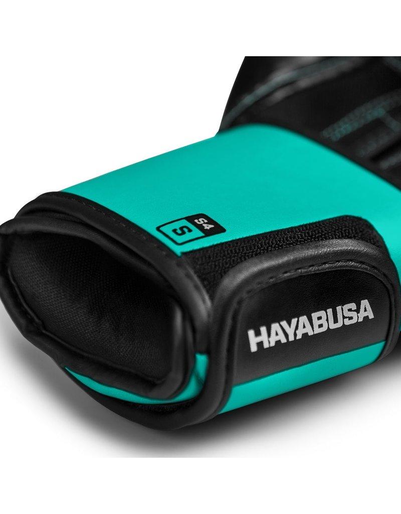HAYABUSA Hayabusa S4 Bokshandschoenen Kit Groenblauw