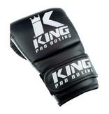 Kingproboxing King Pro Boxing Zakhandschoenen KPB/BM Leer