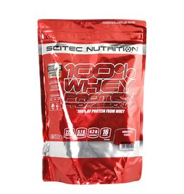 SCITEC NUTRITION Scitec Whey Protein Professional 500Gr Chocolate