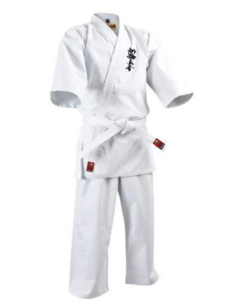 ISAMU 勇ISAMU SHINKYOKUSHIN KARATE BASIC GI