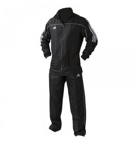 Adidas TEAM KIDS Tracksuit Black/White