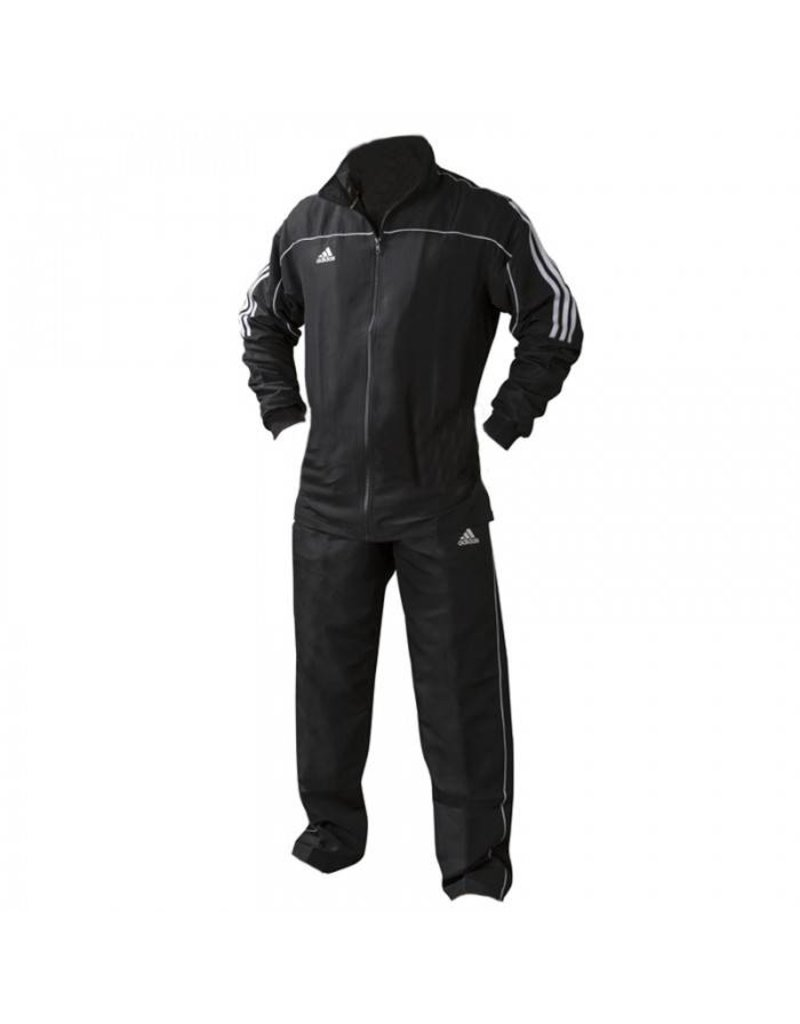 Adidas AdidasTEAM KIDS Trainingspak zwart/wit