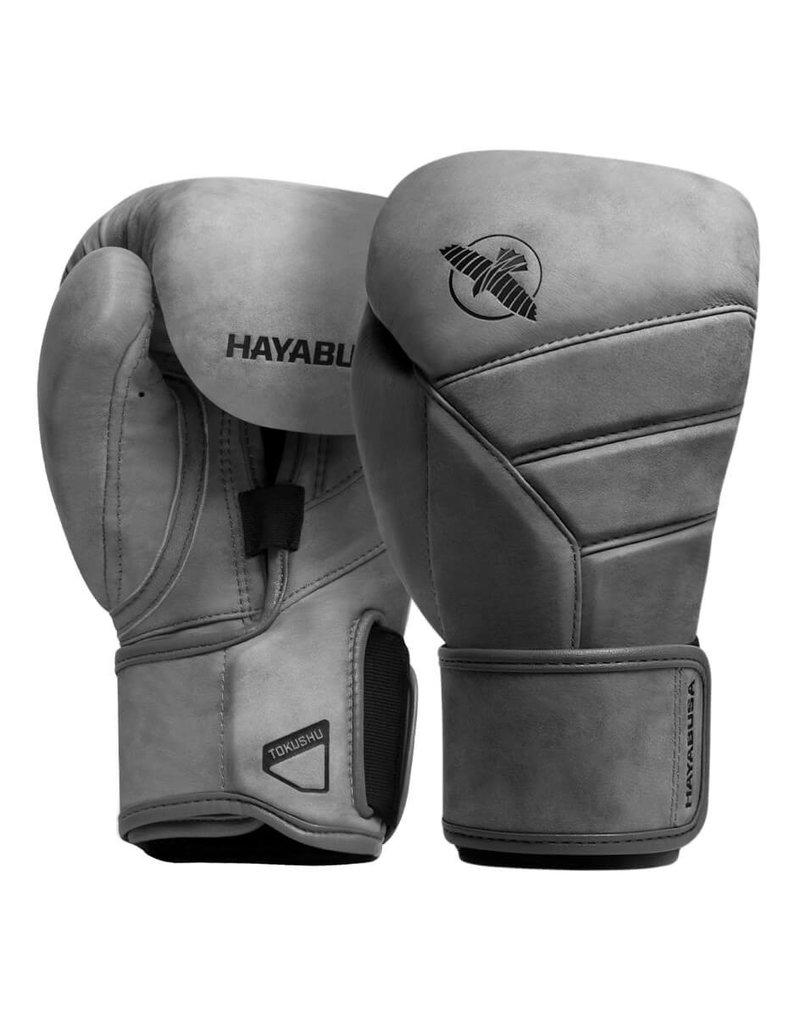 HAYABUSA Hayabusa T3 LX Boxing Gloves Slate