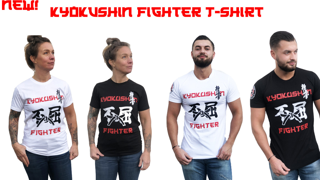 Kyokushin Fighter T-shirt