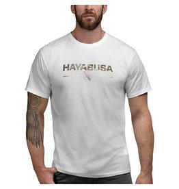 HAYABUSA Hayabusa Metallic Logo T-shirt White