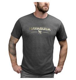 HAYABUSA Hayabusa Metallic Logo T-shirt Black