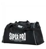 Super Pro Super Pro Combat Gear Gym Sporttas Zwart/Wit Small/Large