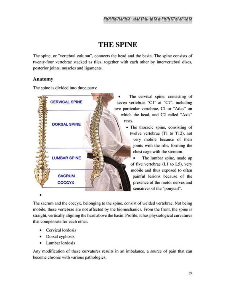 SHIHAN KRON Technisch Boek Biomechanica van de vechtsport