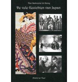 Boek de vele Gezichten van Japan