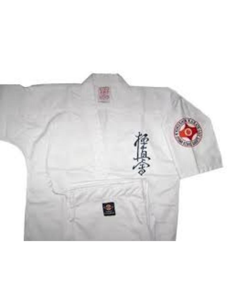 ISAMU Your own dojo/logo embroidery