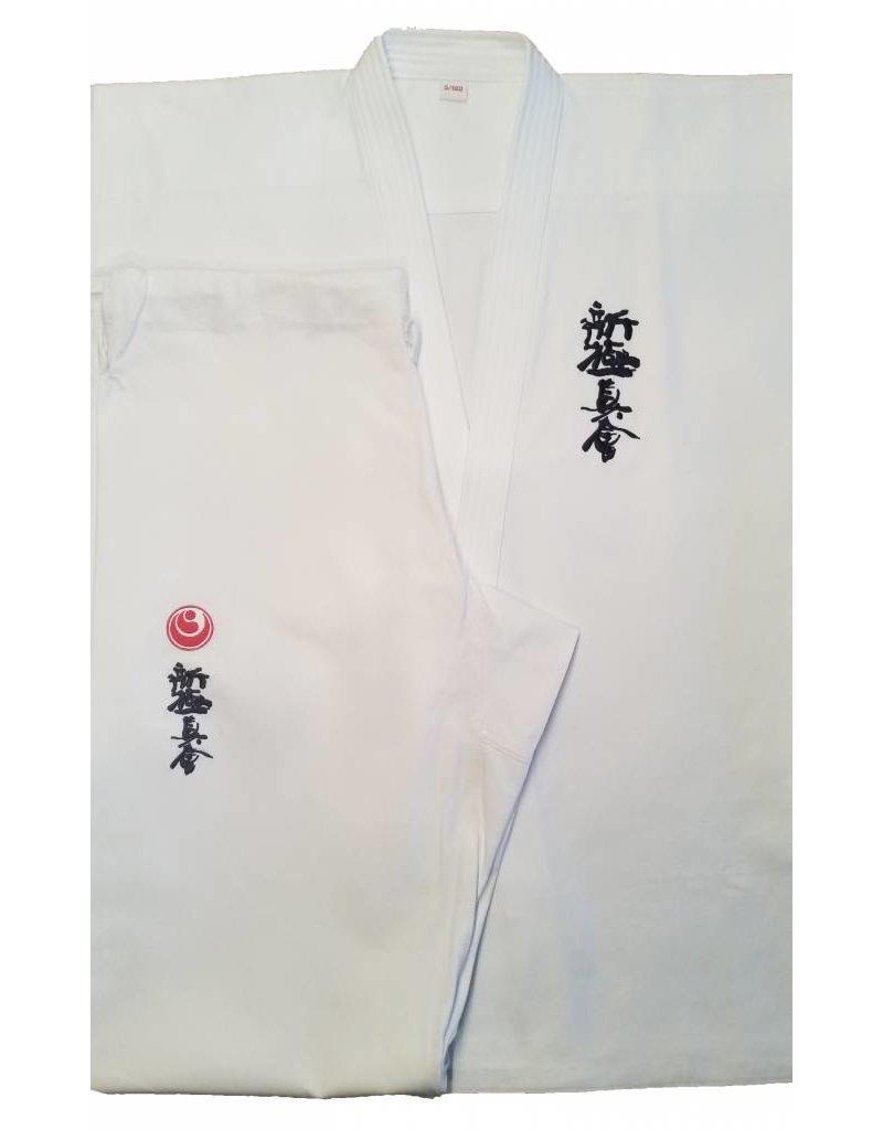 ISAMU 勇ISAMU SHINKYOKUSHIN KARATE COMPETITION GI