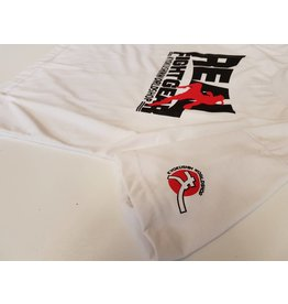 REALFIGHTGEAR REAL FIGHTGEAR T-SHIRT - WIT