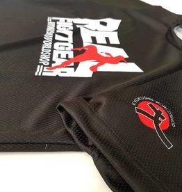REAL FIGHTGEAR (RFG) Real Fightgear T-shirt - Zwart