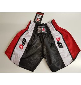 REAL FIGHTGEAR (RFG) TBSBRW-1 Kickbox Shorts