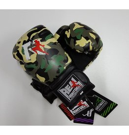 REALFIGHTGEAR Boxing Gloves - Camo Green