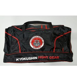 ISAMUFIGHTGEAR 勇ISAMU KYOKUSHINKAI KARATE WARRIOR SPORTSBAG XL