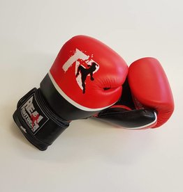 REAL FIGHTGEAR (RFG) BXRG-1 Boxing gloves - Red/Black