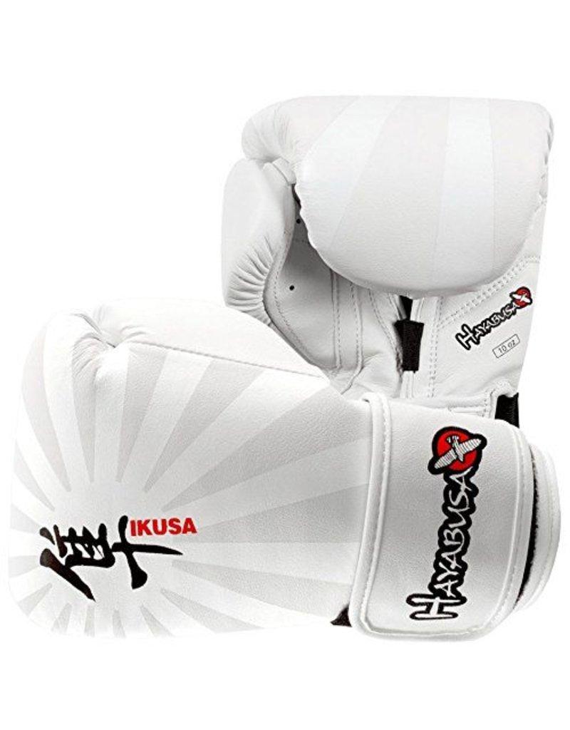 HAYABUSA HAYABUSA Ikusa™ Boxing gloves 10 oz - White