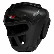 Head Guard - Grill Regular - Black