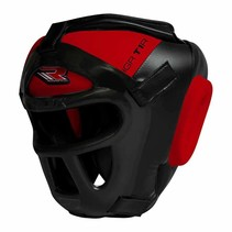 Head Guard - Grill Regular - Red