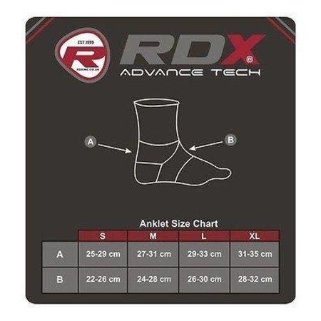 RDX SPORTS RDX ANKLET SUPPORT SLEEVE BRACE SOCKS