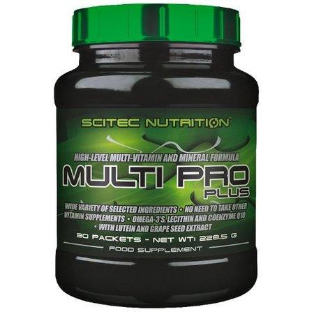 SCITEC NUTRITION Scitec Multi pro plus 30 pakketjes
