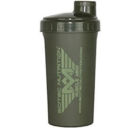 SCITEC NUTRITION Scitec Shaker muscle Army green