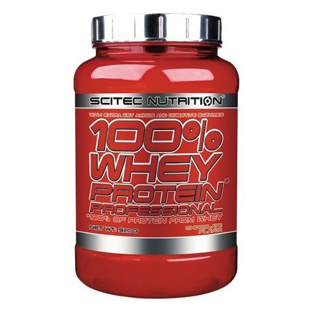 SCITEC NUTRITION Scitec Whey protein professional 920g' Chocolade