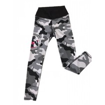 Camo Grey Sports Legging