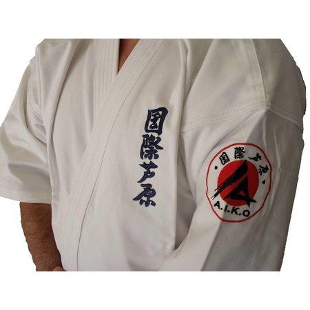 ISAMU ISAMU AIKO ASHIHARA II BASIC KARATE SUITE